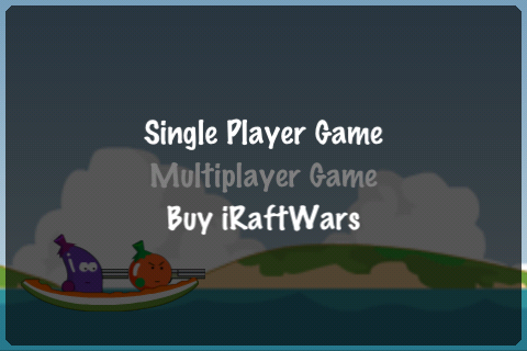 Screenshot iRaft Wars Lite
