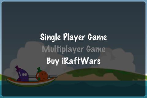 Screenshot iRaft Wars Lite